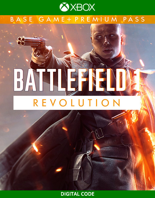 Battlefield 1 Revolution Xbox Live [Digital Code]