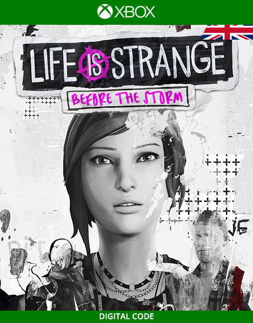 Life is Strange Before the Storm Xbox Live [Digital Code]