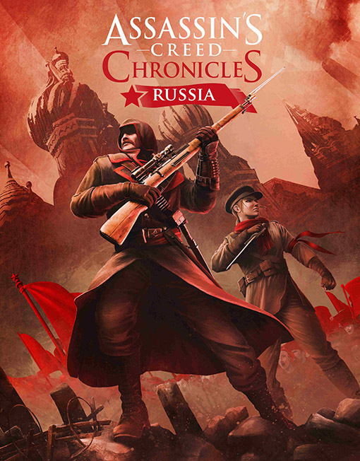 Assassin's Creed Chronicles Russia PC