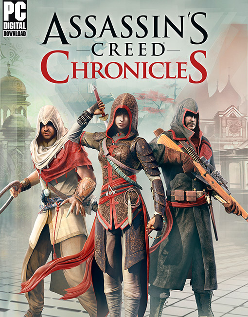 Assassin's Creed Chronicles Trilogy PC