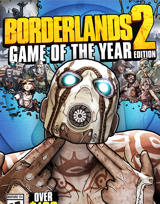Borderlands 2: Game of the Year PC