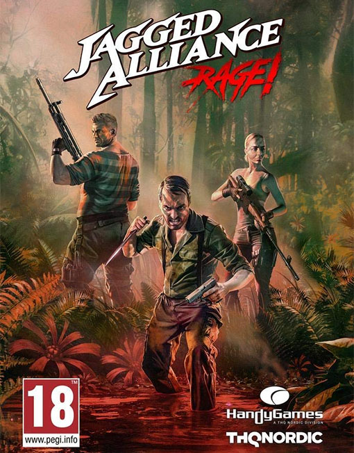 Jagged Alliance: Rage! PC
