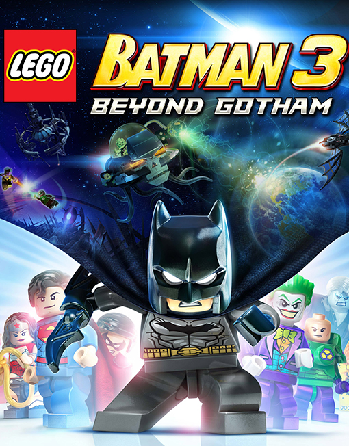LEGO Batman 3 PC