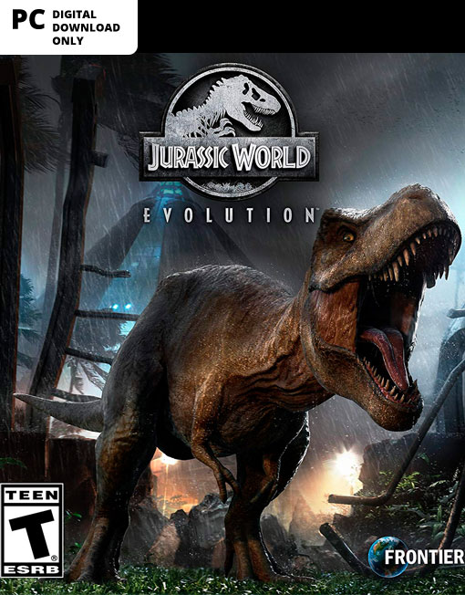 Jurassic World Evolution PC
