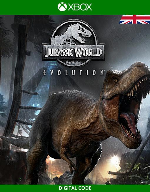 Jurassic World Evolution Xbox Live [Digital Code]