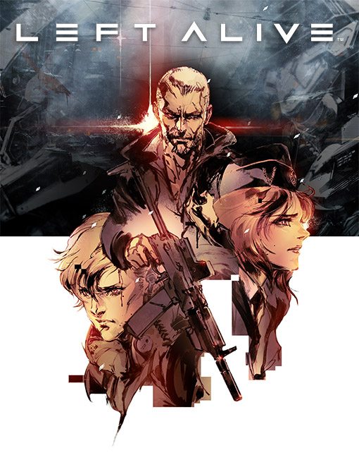 Left Alive PC