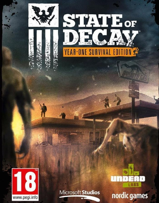 State of Decay YOSE PC