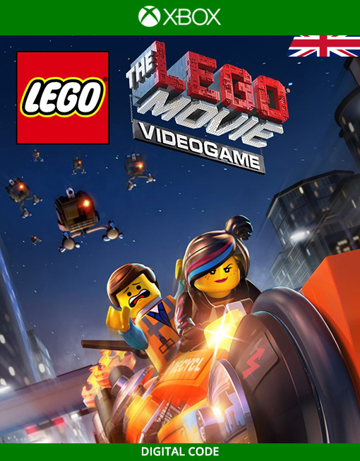 The LEGO Movie Video Game Xbox Live [Digital Code]