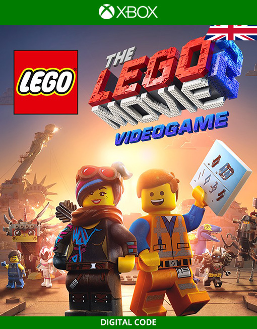 The LEGO Movie 2 Video Game Xbox Live [Digital Code]