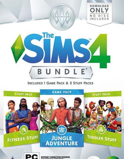 The Sims 4 Bundle Pack 6 PC