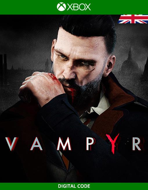Vampyr Xbox Live [Digital Code]