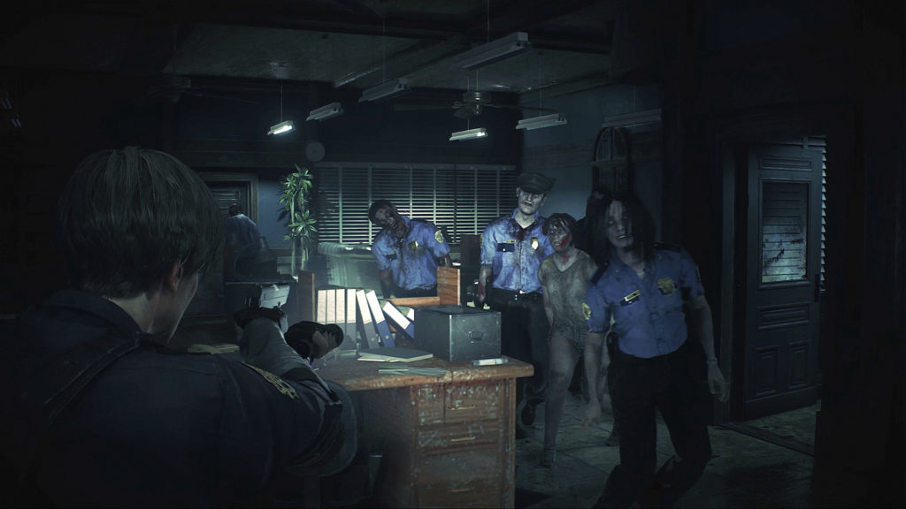 Resident Evil 2 Review Screenshot 008