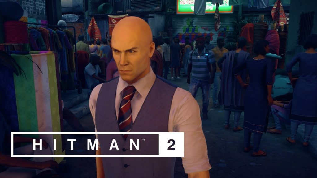 HITMAN 2 - HITMAN Perfected