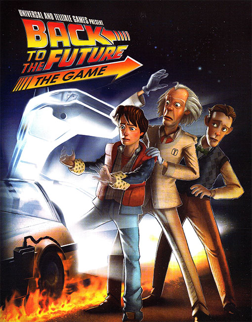 Back to the Future PC