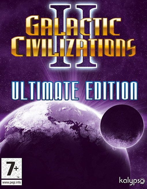 Galactic Civilizations II Ultimate Edition PC