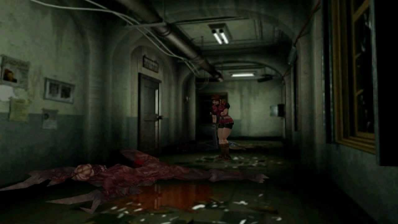 Resident Evil 2 1998 SS2