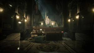 Resident Evil 2 Police Station