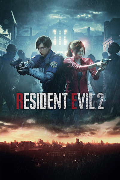 Resident Evil 2 Review Cover