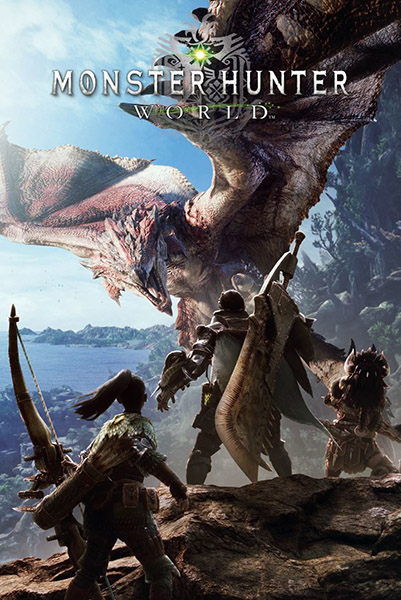 Monster Hunter World Review Cover