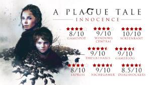 A Plague Tale Innocence Release Post