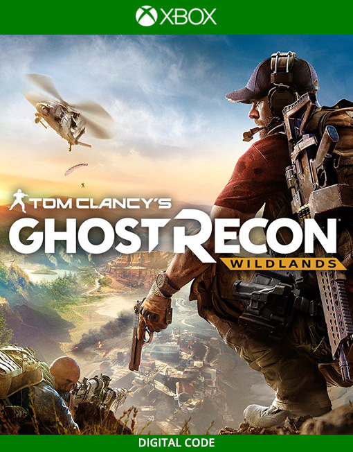 Tom Clancy's Ghost Recon Wildlands Xbox Live [Digital Code]
