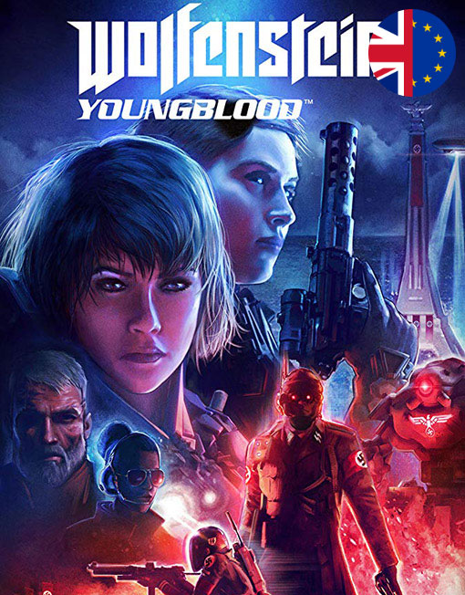 Wolfenstein Youngblood PC