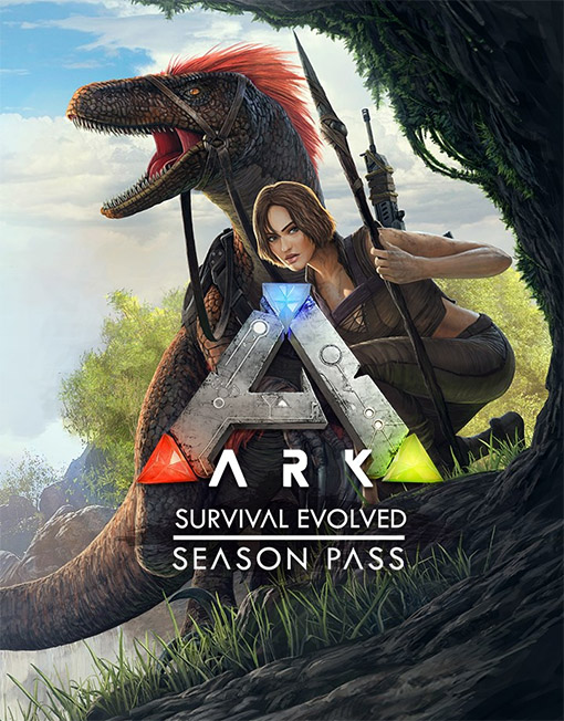 ARK Survival Evolved Season Pass PC