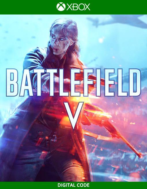 Battlefield V 5 Xbox Live [Digital Code]