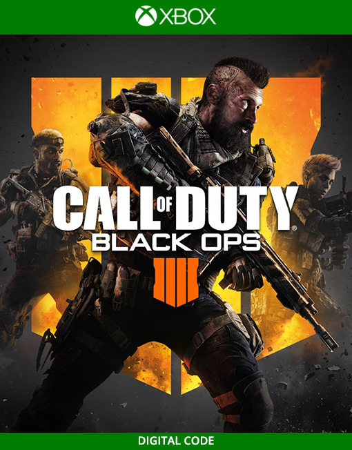 Call of Duty Black Ops 4 Xbox Live [Digital Code]