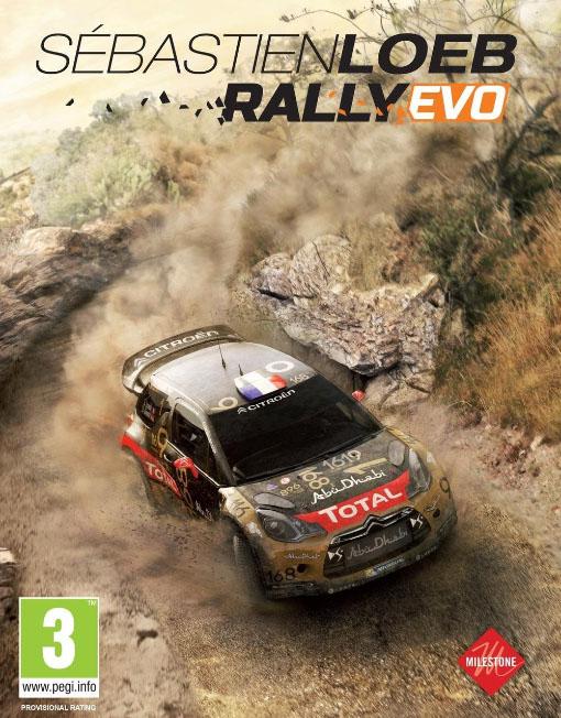 Sebastien Loeb Rally EVO PC