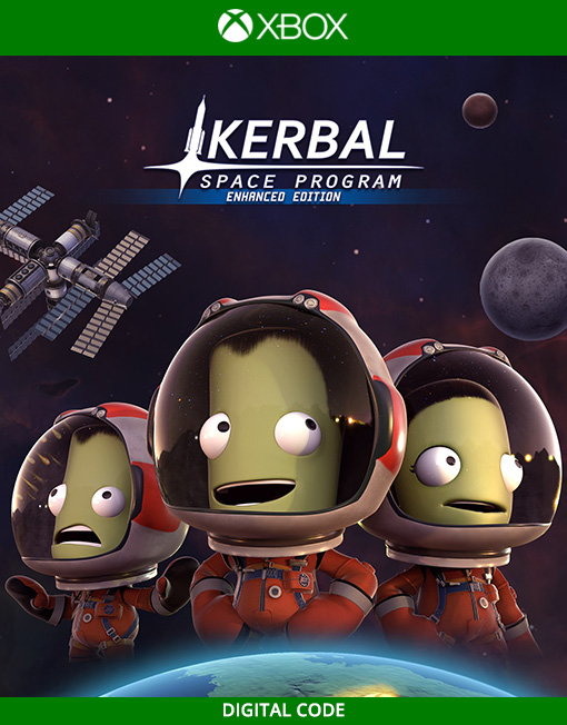 Kerbal Space Program Enhanced Edition Xbox Live [Digital Code]