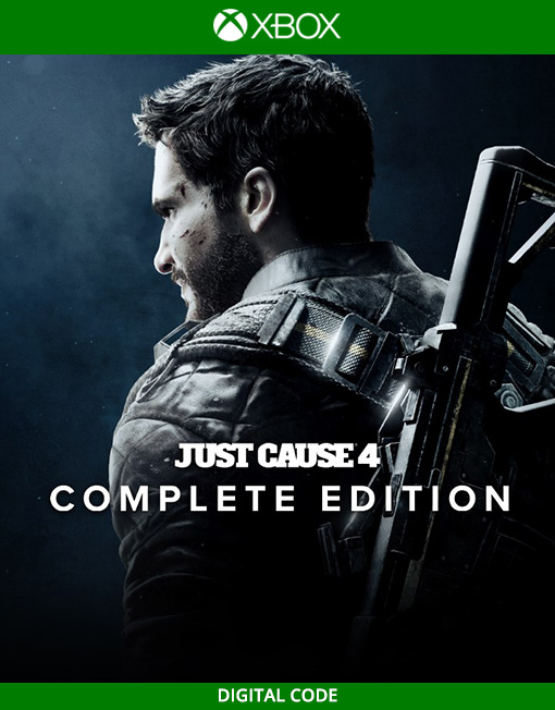Just Cause 4 Complete Edition Xbox Live [Digital Code]
