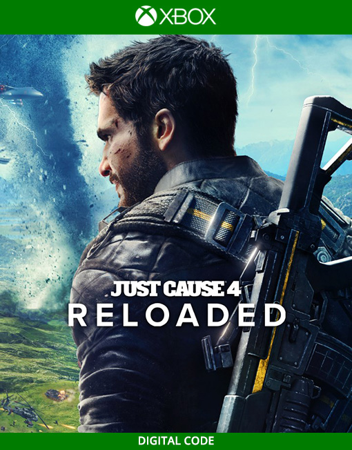 Just Cause 4 Reloaded Xbox Live [Digital Code]
