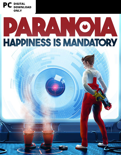 Paranoia Happiness is Mandatory PC