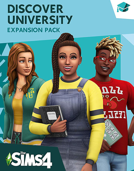 The Sims 4 Discover University PC