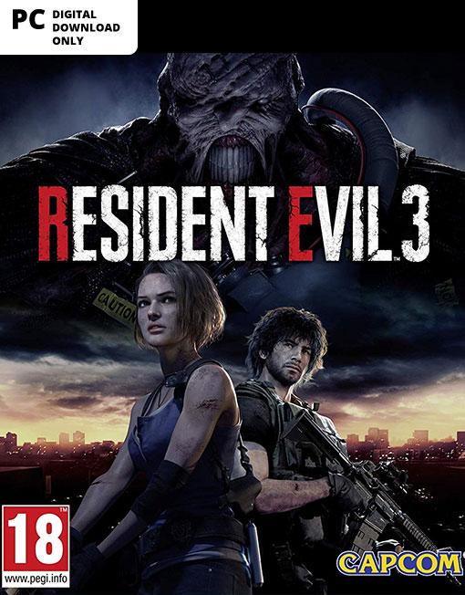 Resident Evil 3 PC