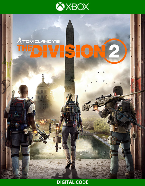 Tom Clancy's The Division 2 Xbox Live [Digital Code]