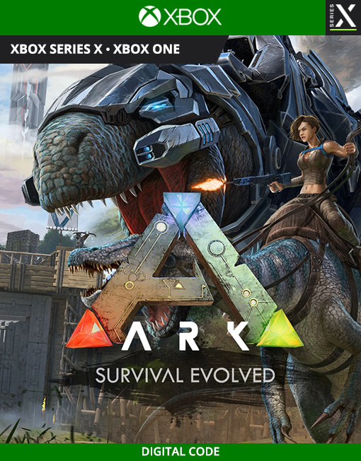 ARK: Survival Evolved Xbox Live [Digital Code]