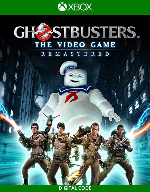 Ghostbusters The Video Game Remastered Xbox Live [Digital Code]
