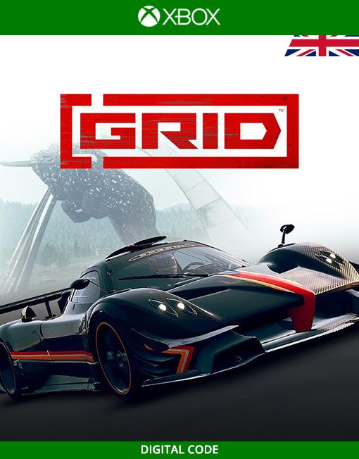 GRID Xbox Live [Digital Code]