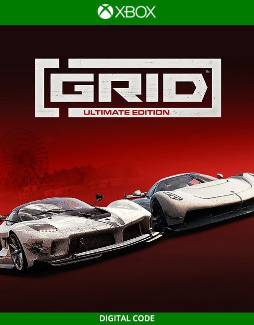 GRID Ultimate Edition Xbox Live [Digital Code]