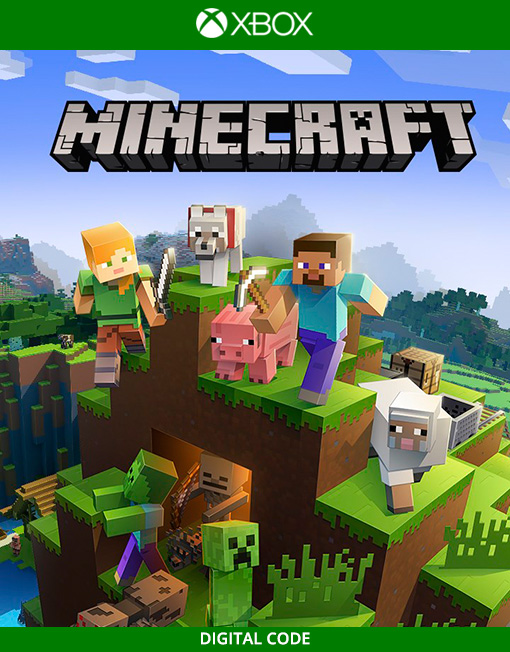 Minecraft Xbox Live [Digital Code]