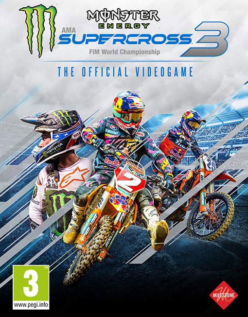 Monster Energy Supercross The Official Videogame 3 PC