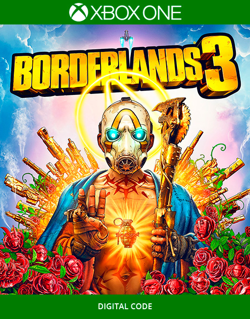 Borderlands 3 Xbox One Download
