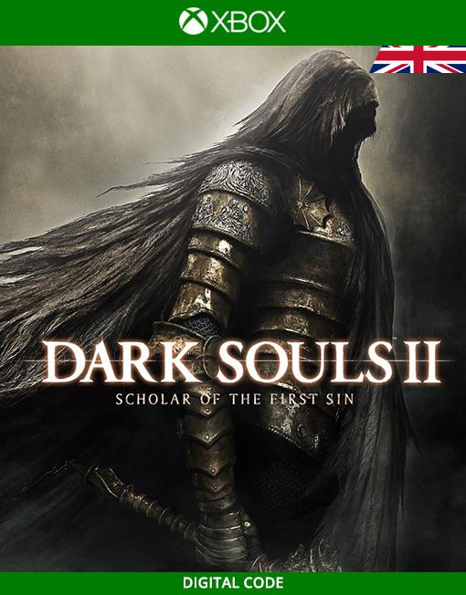 Dark Souls II 2 Scholar of the First Sin Xbox Live [Digital Code]