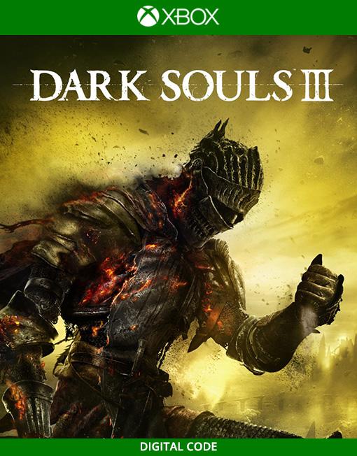 Dark Souls III 3 Xbox Live [Digital Code]