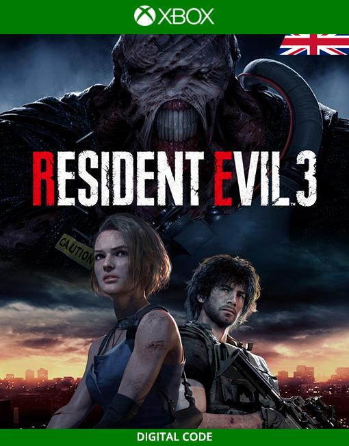 Resident Evil 3 Xbox Live [Digital Code]