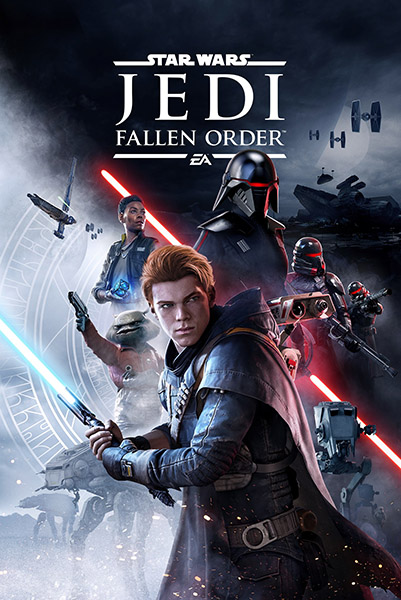 Review: Star Wars Jedi Fallen Order Cover