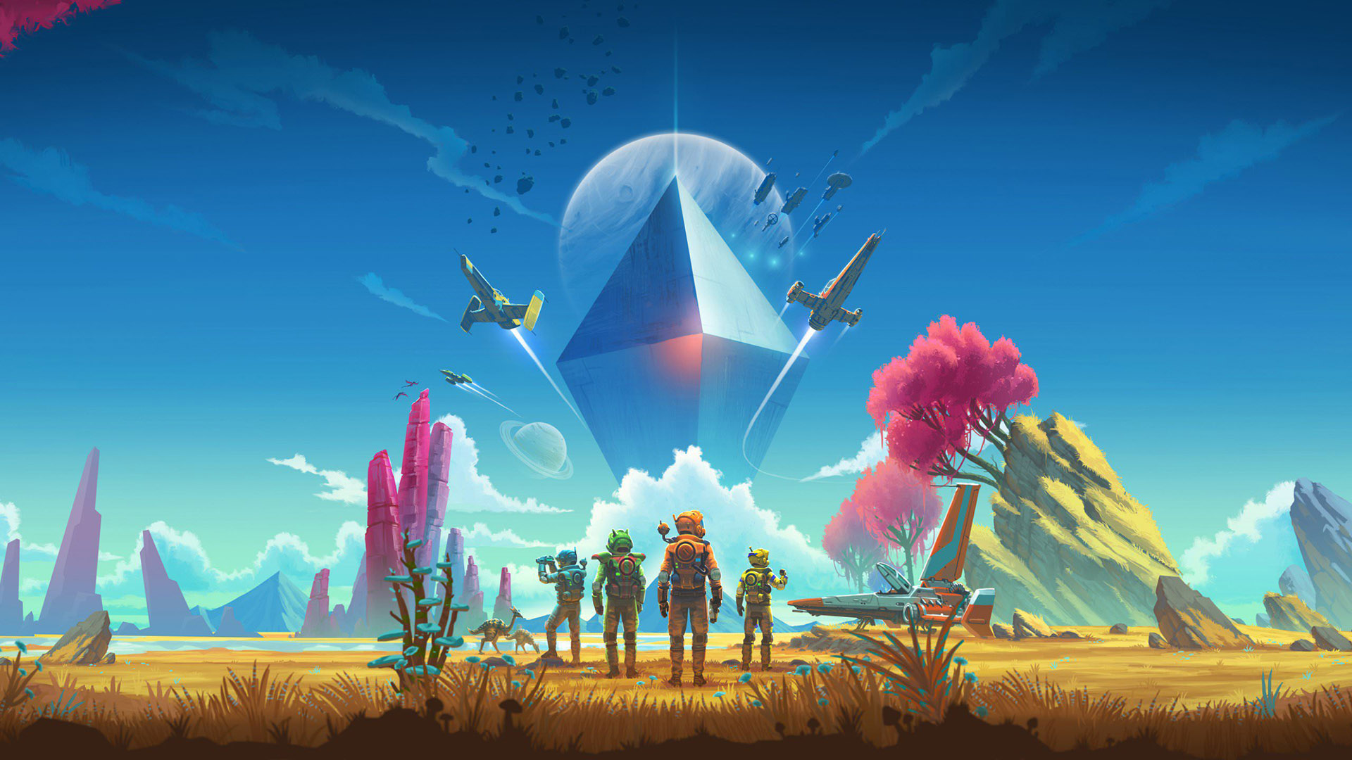 Top Reasons to Play No Man's Sky