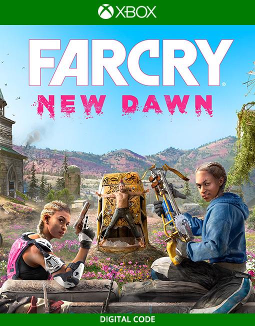 Far Cry New Dawn Xbox Live [Digital Code]